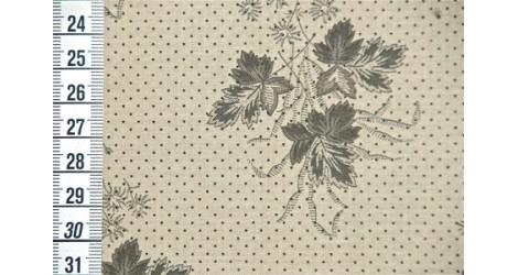 Tissu Feuille de vigne dans TISSUS JAPONAIS par Couture et Cie