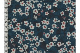 Liberty mitsi bleu, coupon 50*137cm