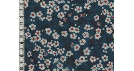 Liberty mitsi bleu dans LIBERTY OF LONDON par Couture et Cie