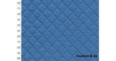 Jersey matelassé canard dans FRANCE DUVAL STALLA par Couture et Cie
