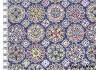 Liberty Helenas Party bleu marine dans Batistes Tana Lawn par Couture et Cie