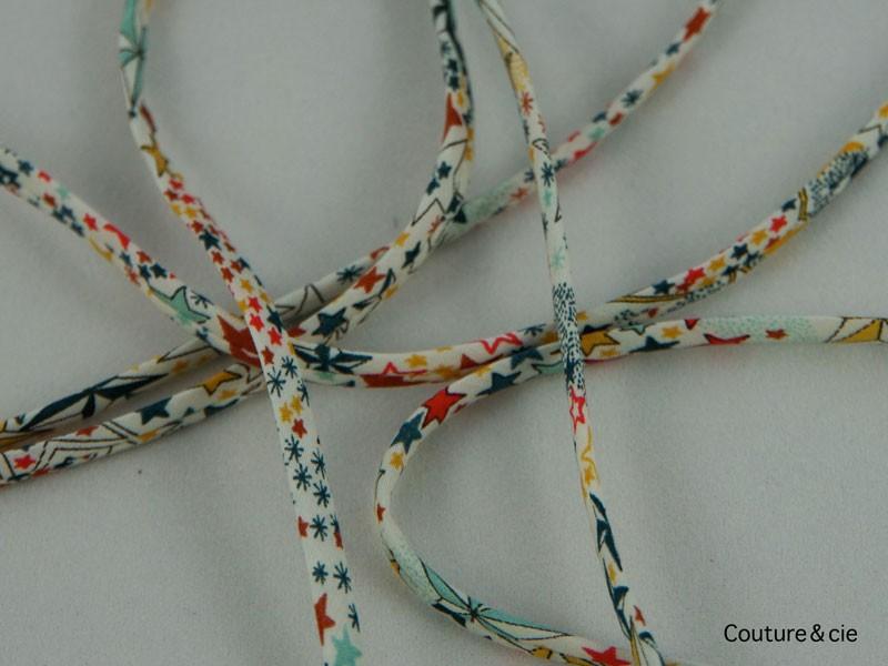Cordon Liberty Adelajda multicolore