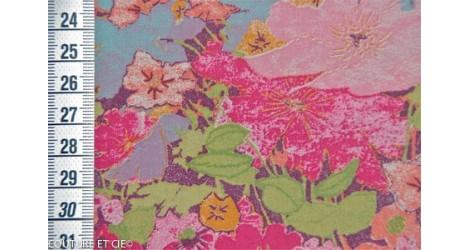 Liberty Hall Gardens rose dans Tissus LIBERTY OF LONDON par Couture et Cie