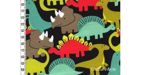 Tissu Dino-Mites dans MICHAEL MILLER par Couture et Cie