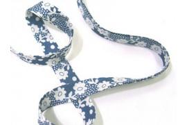 Biais Liberty Millie bleu