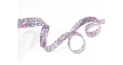Biais Liberty Eloise rose dragée dans Biais Liberty par Couture et Cie