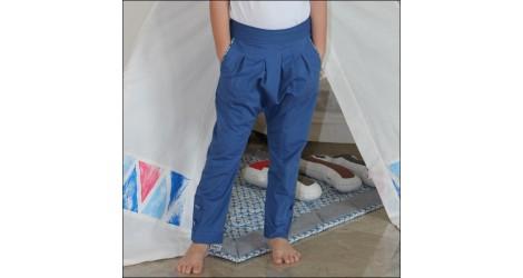 Patron pantalon Shalimar dans Papillon et Mandarine par Couture et Cie