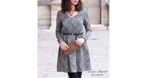 Patron Femme Be Pretty dans Patrons pochettes par Couture et Cie