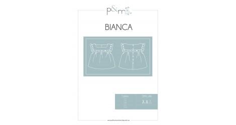 Patron Blouse Bianca dans Patrons pochettes par Couture et Cie
