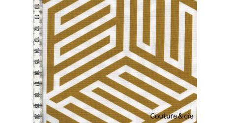 Tissu Kyoto dans MICHAEL MILLER par Couture et Cie