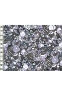 Tissu Liberty Osbornes gris