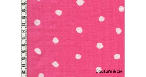 Nani Iro- POcho rose bonbon dans Nani Iro par Couture et Cie