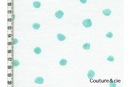 Nani Iro- Pocho turquoise