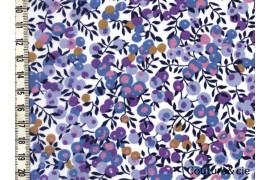 Tissu Liberty Wiltshire lilas
