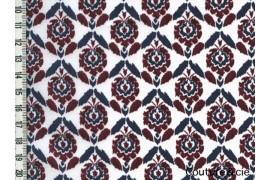 Tissu Liberty Beyoglu bleu