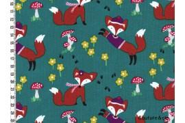 Tissu Lil Foxy