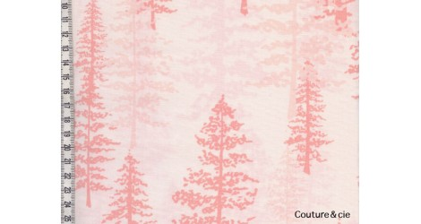 Tissu AGF Mystical Woods Solar, collection Nightfall dans ART GALLERY FABRICS par Couture et Cie