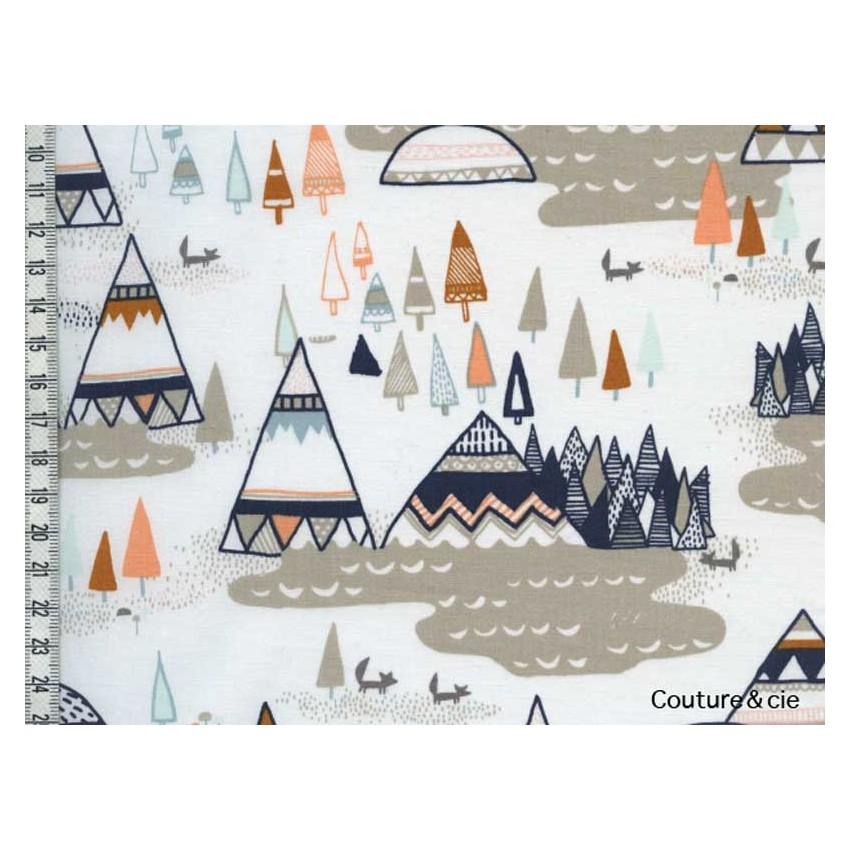 tissu art gallery fabrics tipi tissu patchwork couture cie. Black Bedroom Furniture Sets. Home Design Ideas