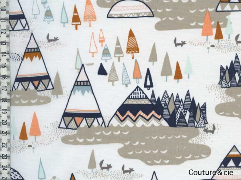 Tissu  Art Gallery Fabrics tipi
