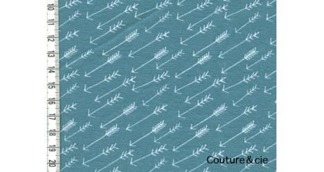 Jersey Art Gallery Fabrics flèches