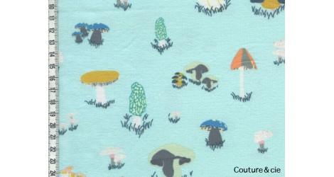 Jersey Art Gallery Fabrics Fantasia, Tissus ART GALLERY FABRICS par Couture et Cie