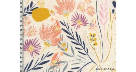 Jersey AGF Wispy Daybreak, coupon 110cm*150cm dans ART GALLERY FABRICS par Couture et Cie