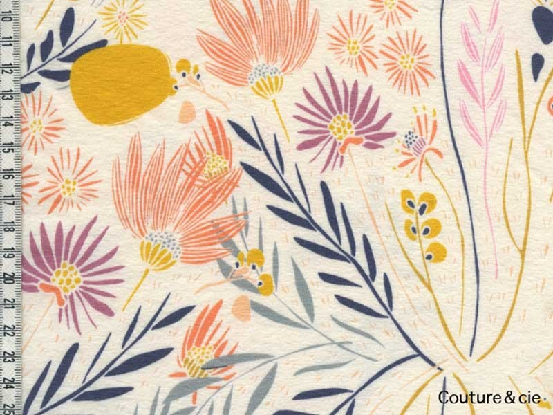 Jersey Art Gallery Fabrics wispyday