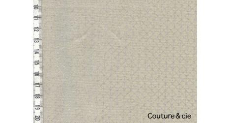 Tissu Netorious gris dans COTTON + STEEL par Couture et Cie