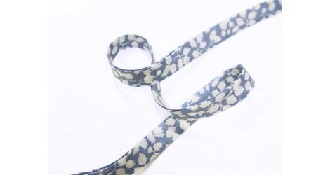Biais Liberty Glenjade bleu dans Biais Liberty par Couture et Cie