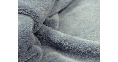 Teddydou bleu aviateur dans Teddydou / Minky par Couture et Cie