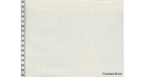 Basic Netorious crème dans Tissus Géométriques par Couture et Cie