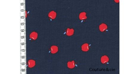 Cotton + Steel pomme dans COTTON + STEEL par Couture et Cie