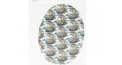 Coudières Liberty Samols gris dans THERMOCOLLANTS par Couture et Cie
