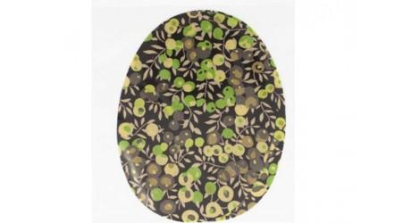 Coudières Wiltshire noir et vert dans COUDIERES par Couture et Cie