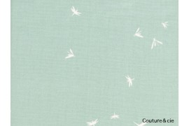 Tissu Pandalicious Ni Hao Fairies Yu dans ART GALLERY FABRICS par Couture et Cie
