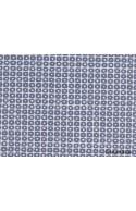Tissu Pandalicious pois bleu
