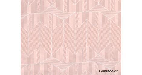 Tissu Wonderful Things rose graphique dans ART GALLERY FABRICS par Couture et Cie