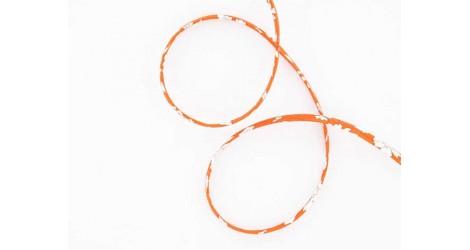 Cordon Capel orange dans Cordons Liberty par Couture et Cie