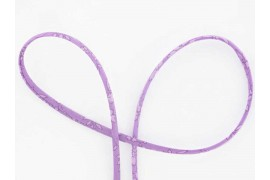 Cordon Liberty Capel violet, x10cm