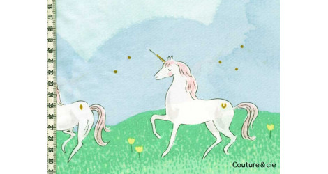 Tissu Unicorn parade dans MICHAEL MILLER par Couture et Cie