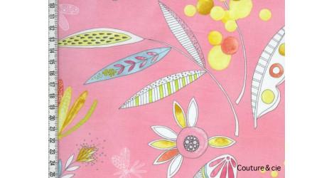 Tissu Mimosa dans MICHAEL MILLER par Couture et Cie