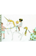 Tissu Magical parade, coupon 95x110cm