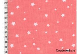 Poussières d'étoiles corail