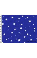 Poussière d'étoiles bleu roi