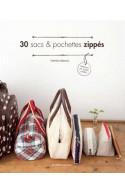 30 sacs et pochettes zippés