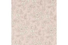 Tissu Liberty Capel rose nude dans Batistes Tana Lawn par Couture et Cie
