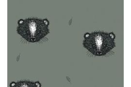 Jersey Bio Bloome Skunk Dusty vert