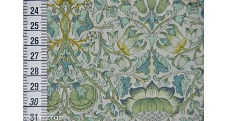 Liberty Lodden vert dans LIBERTY OF LONDON par Couture et Cie
