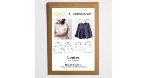 patron couture Louise mum