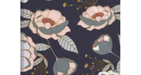 Tissu Sparkler Fusion fleurs dans ART GALLERY FABRICS par Couture et Cie